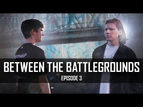 Between The Battlegrounds EP3 - Be Patient | Documentary Ft. Beowulf and ADERR