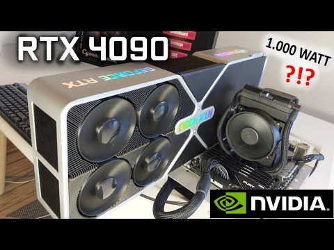 Testing the Nvidia RTX 4090