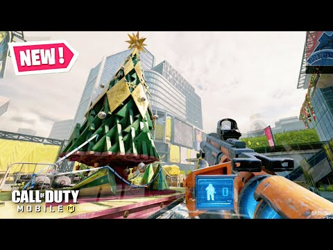 *NEW* REBIRTH MAP GAMEPLAY in CALL OF DUTY MOBILE!! + NUKETOWN RUSSIA (SEASON 13 TEST SERVER)
