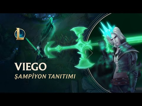 Viego Şampiyon Tanıtımı   Oynanış - League of Legends