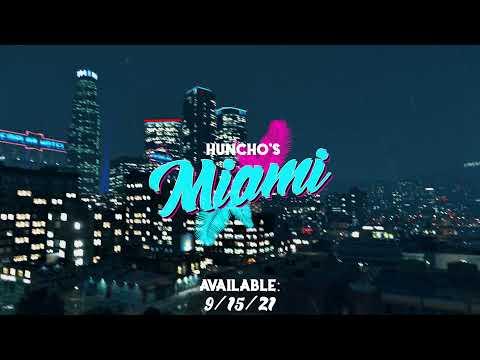Huncho's MIAMI Reshade for GTA 5 (SINGLEPLAYER/FIVEM) (FREE) (NVE)