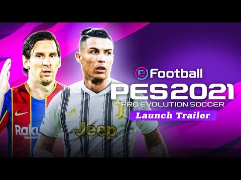 eFootball PES 2021 - Official Reveal Trailer | PS5, PC, XBOX Series X
