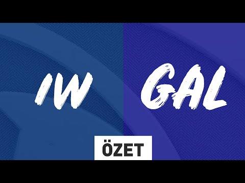 fastPay Wildcats ( IW ) vs GALAKTICOS ( GAL ) Maç Özeti   2021 Kış Mevsimi 5. Hafta