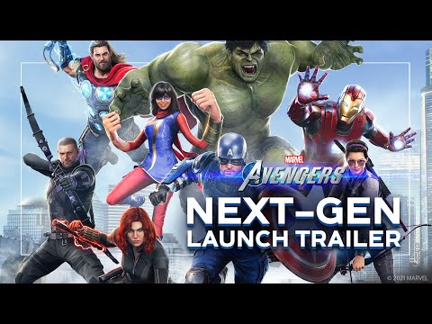 Marvel's Avengers: Next-Gen Launch Trailer