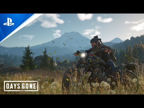Days Gone – Features Trailer   PC