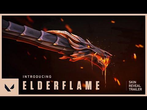 Introducing Elderflame // Skin Reveal Trailer - VALORANT