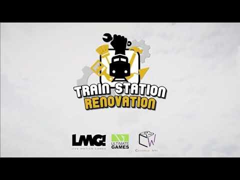 Train Station Renovation - PlayStation Trailer