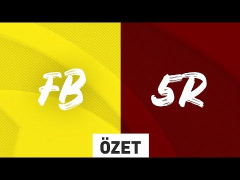 1907 Fenerbahçe Espor ( FB ) vs 5 Ronin ( 5R ) Maç Özeti   2021 Kış Mevsimi 2. Hafta