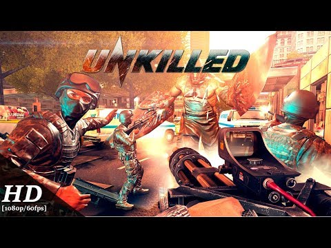 Unkilled Android Gameplay [1080p/60fps]