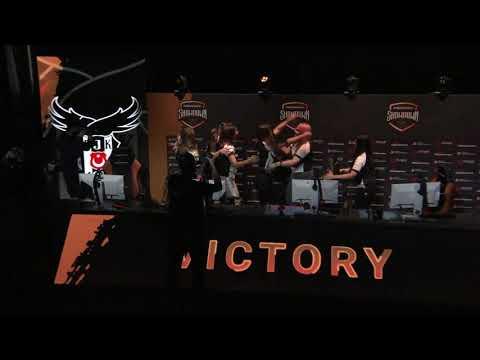 DreamHack Showdown Şampiyonu Beşiktaş!