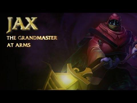 Jax: Champion Spotlight | Gameplay - League of Legends