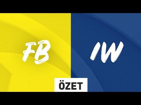 1907 Fenerbahçe Espor ( FB ) vs fastPay Wildcats ( IW ) Maç Özeti | 2021 Kış Mevsimi 6. Hafta