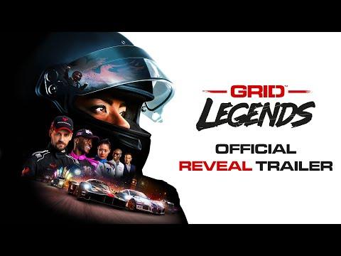 GRID Legends | Official Reveal Trailer
