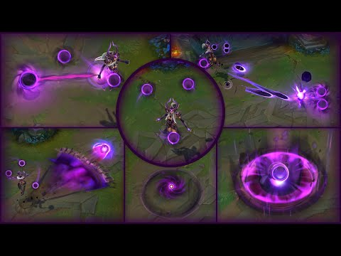 Syndra VFX Update - Pre PBE Preview