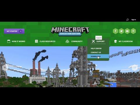 Minecraft Eğitim Sürümü - Daha İyi Bir Dünya Tasarla Challenge