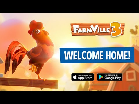 Welcome Home - FarmVille 3 Reveal Trailer