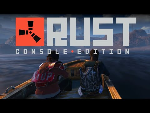 Rust Console Edition (Xbox One X) | 6 Minutes Uncut Gameplay