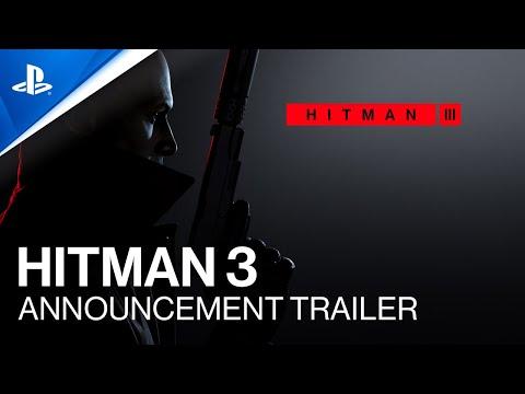 HITMAN 3 - Announcement Trailer | PS5