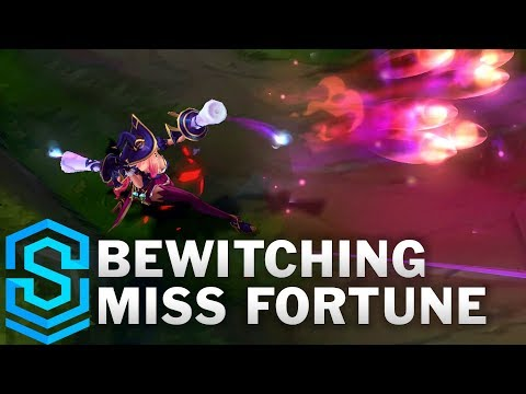 Bewitching Miss Fortune Skin Spotlight - Pre-Release - League of Legends