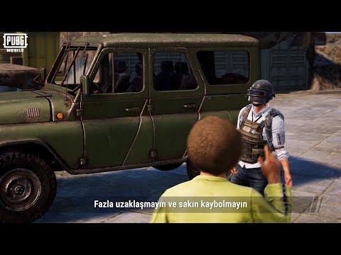PUBG MOBILE - Yeni Erangel Turu