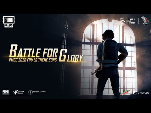 """The PMGC Official Theme Song Teaser - """"Battle For Glory"""""""