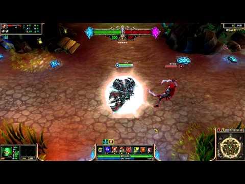 (OLD) - Warmonger Sion League of Legends Skin Spotlight