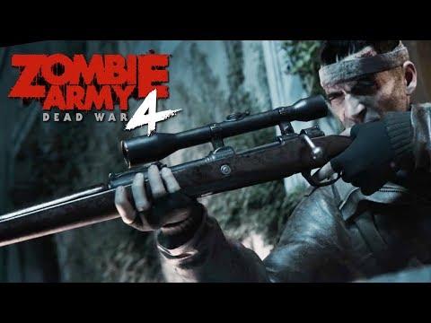 Zombie Army 4: Dead War - Official Trailer | E3 2019