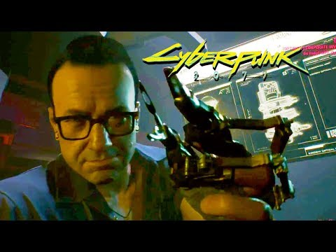 The Ripper Doc: Official Character Modding Gameplay Demo | Cyberpunk 2077