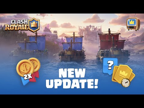 CLAN WARS 2 IMPROVEMENTS & FIXES! 🛠️ Clash Royale Update TV Royale