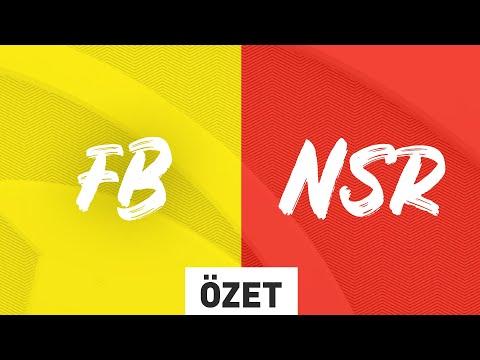 1907 Fenerbahçe Espor ( FB ) vs NASR ESPORTS ( NSR ) Maç Özeti   2021 Kış Mevsimi 5. Hafta