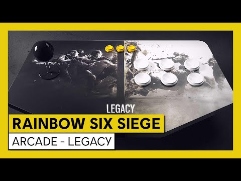 Tom Clancy's Rainbow Six Siege – Arcade - Legacy