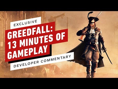 GreedFall: 13 Minutes of Gameplay