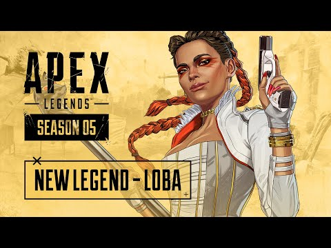 Meet Loba – Apex Legends Character Trailer