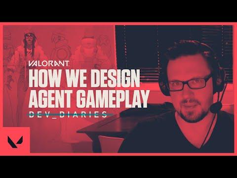 How we design Agents // Dev Diaries - VALORANT