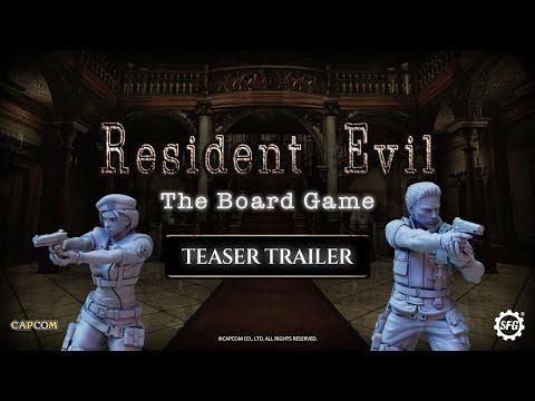 Resident Evil: The Board Game Teaser Trailer