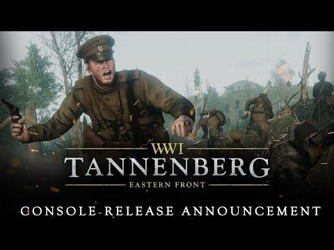 Tannenberg I Console Release Announcement Trailer