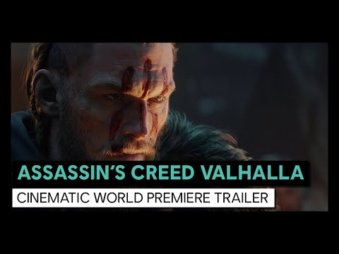 Assassin's Creed Valhalla: Cinematic World Premiere Trailer