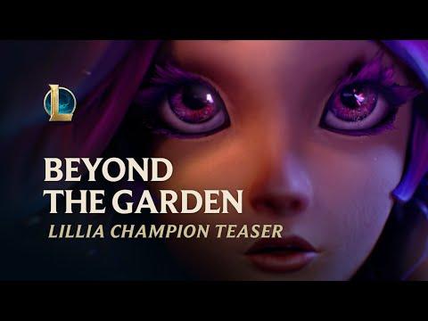 Beyond the Garden | Lillia Champion Teaser - League of Legends
