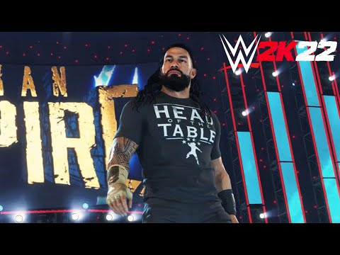 WWE 2K22 Coming March 2022! 👊💥