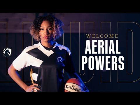 Aerial Powers joins Team Liquid