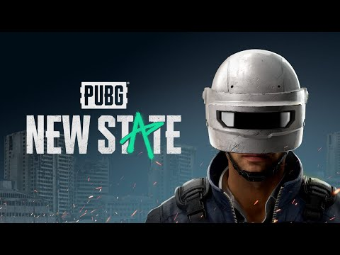 PUBG: NEW STATE   Pre-Registration Trailer