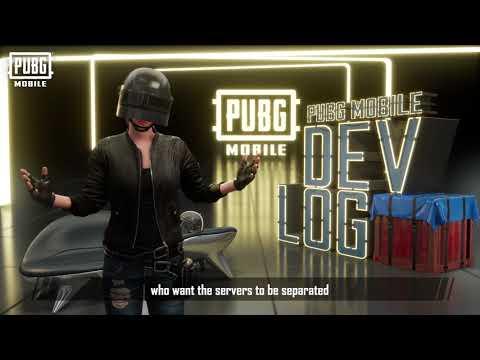 PUBG MOBILE - 11/15 Dev Log