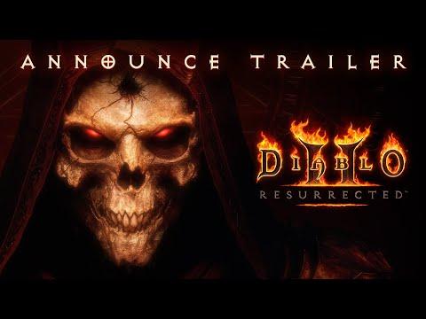 Diablo® II: Resurrected ™ Announce Trailer