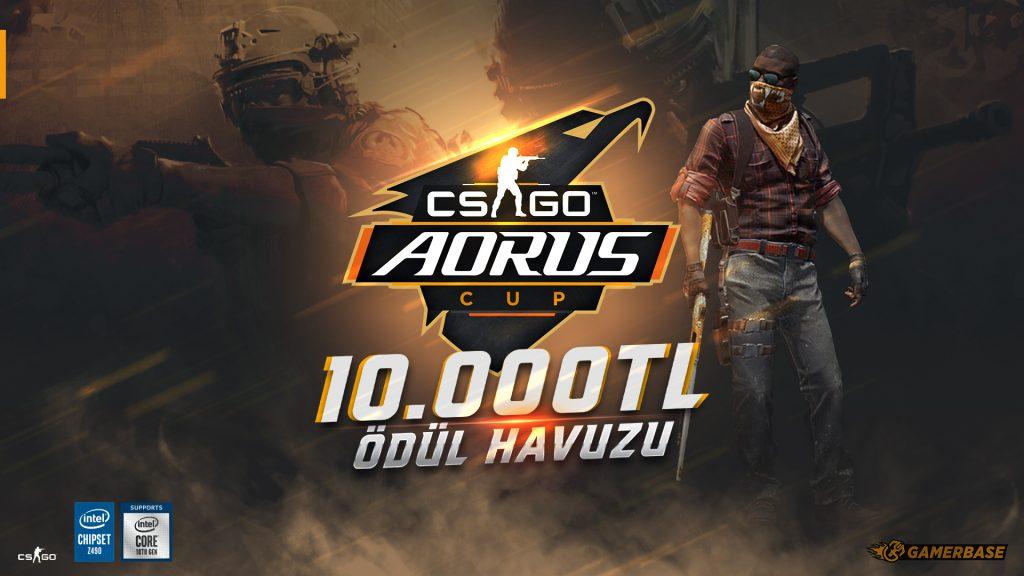AORUS CS:GO CUP Turnuvası