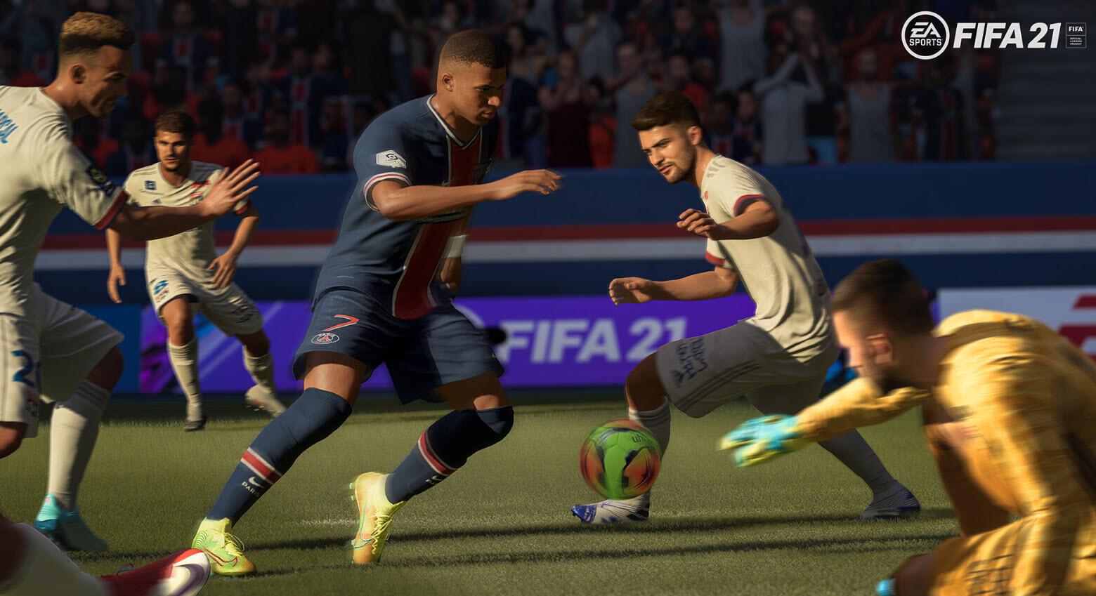 FIFA 2021 Wonderkid