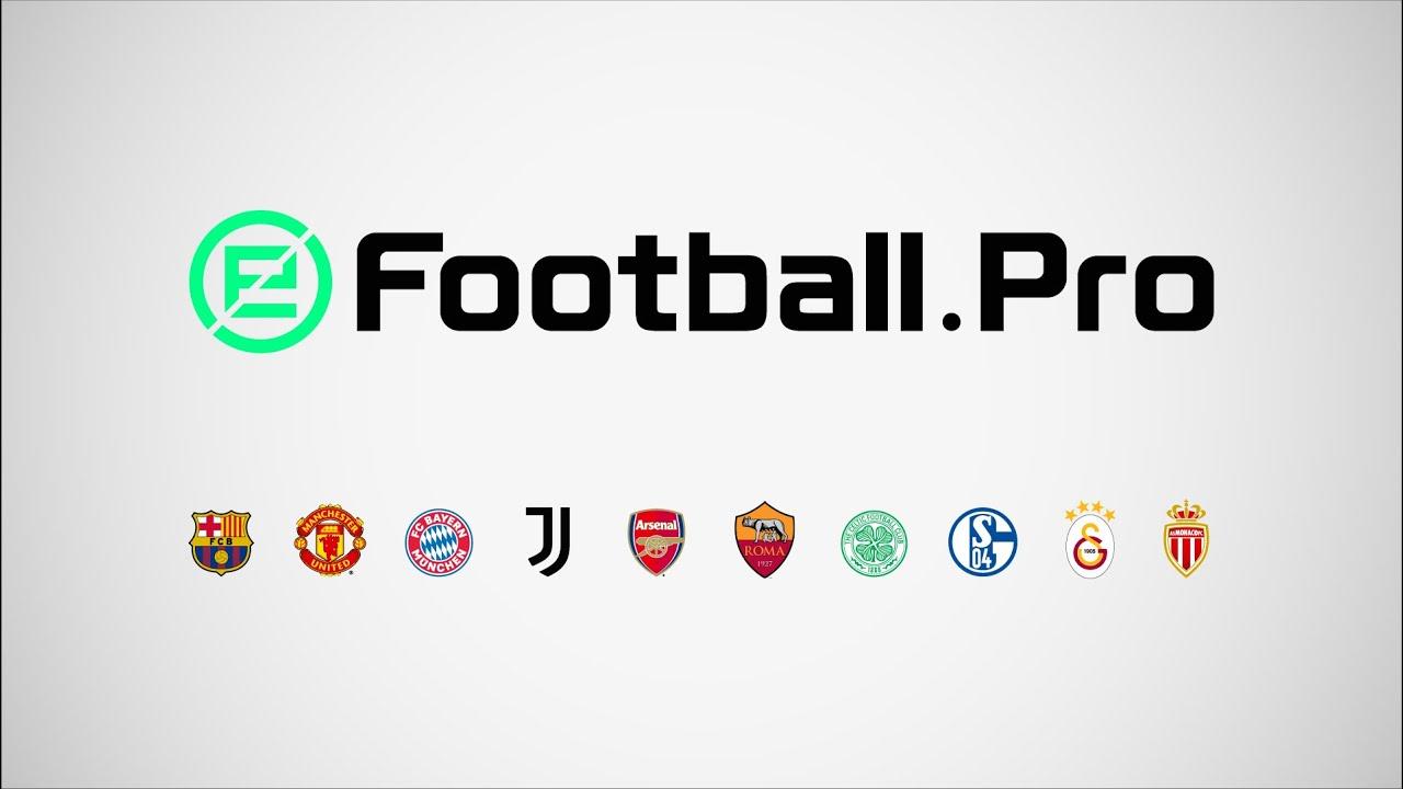 eFootball Pro IQONIQ