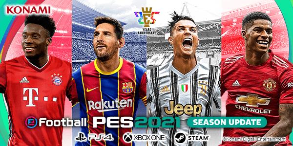 PES 2021'in En Hızlı 10 Oyuncusu