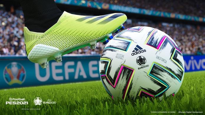 PES 2021 EURO 2020